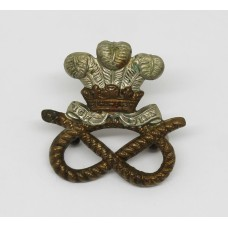 North Staffordshire Regiment Collar Badge