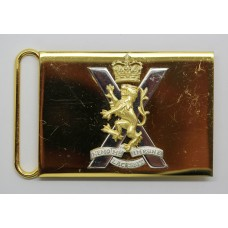 Royal Regiment of Scotland Belt Plate