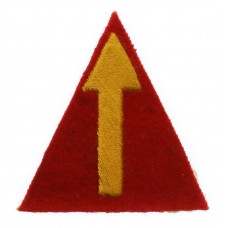 17th Infantry Brigade Cloth Formation Sign