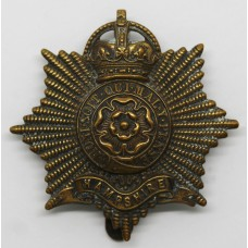 Hampshire Regiment Cap Badge - King's Crown