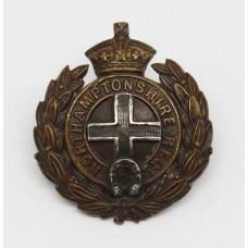 Pioneer Corps Beret Badge - Queen's Crown
