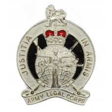 Army Legal Corps Cap Badge