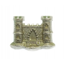 2nd Volunteer Bn. Suffolk Regiment Collar Badge