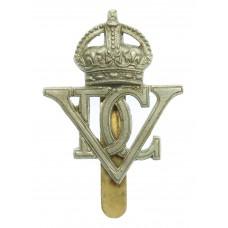 5th Royal Inniskilling Dragoon Guards Cap Badge - King's Crown