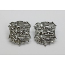 Pair of Hasting Borough Police Collar Badges (2nd Pattern)