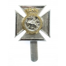 Duke of Edinburgh's Regiment Anodised (Staybrite) Cap Badge