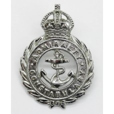 Admiralty Constabulary Cap Badge - King's Crown