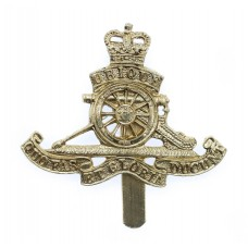 Royal Artillery Anodised (Staybrite) Beret Badge