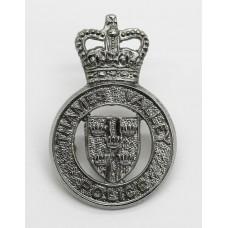 Thames Valley Police Cap Badge - Queen's Crown