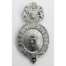Port of Bristol Police (5) Helmet Plate