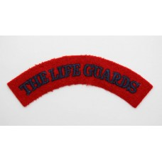 The Life Guards (THE LIFE GUARDS) Cloth Shoulder Title