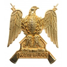 Royal Scots Dragoon Guards Officer's Pouch Badge