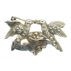 WWI Paris - Plage Sweetheart Brooch