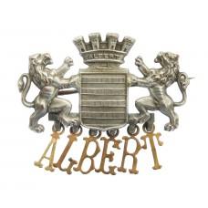 WWI Battle of Albert Sweetheart Brooch