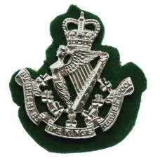 8th (Irish) Bn. The King's (Liverpool) Regiment Anodised (Staybri