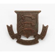 Essex Regiment Officer's Service Dress Collar Badge