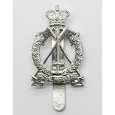 Royal Pioneer Corps Anodised (Staybrite) Cap Badge
