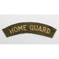Home Guard (HOME GUARD) Cloth Shoulder Title