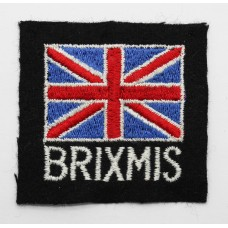 British Military Mission to Soviet Zone Germany (BRIXMIS) Cloth F