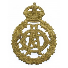 Canadian Army Dental Corps (C.A.D.C.) Cap Badge - King's Crown