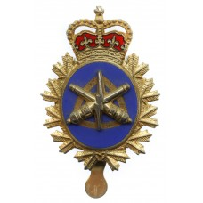 Canadian Forces Land Ordnance Engineering Branch Cap Badge