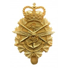 Canadian Armed Forces Cap Badge - Queen's Crown