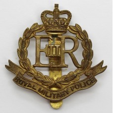 Royal Military Police (R.M.P.) Cap Badge - Queen's Crown