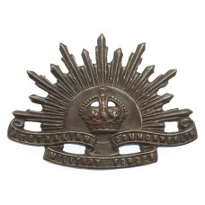 Australian Commonwealth Military Forces Slouch Hat Badge