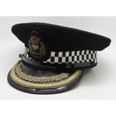 Scottish Police Senior Officer's Cap (Pre 1953)