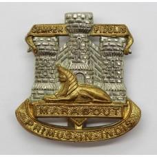 Devon & Dorset Regiment Cap Badge