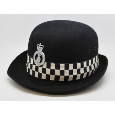 Devon & Cornwall Constabulary Ladies Bowler Hat