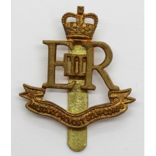 EIIR Military Provost Staff Corps Cap Badge