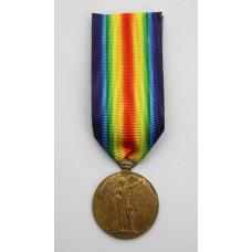 WW1 Victory Medal - Pte. P. Scott, 8th Bn. Gordon Highlanders