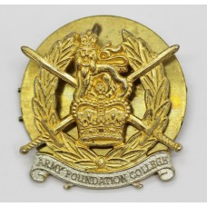 Army Foundation College Dress Cap Badge