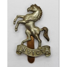 West Kent Yeomanry Cap Badge