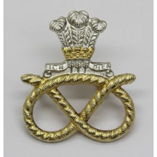 1st Bn. Staffordshire Regiment Officer's Cap Badge
