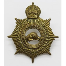 WW1 Canadian Army Service Corps Cap Badge