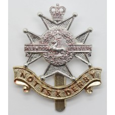 Notts & Derby Regiment (Sherwood Foresters) Anodised (Staybri