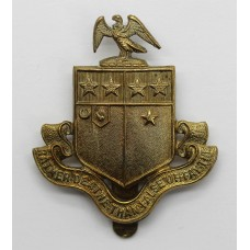 Sir Walter St John's Battersea Grammar School Cadet Corps Cap Badge