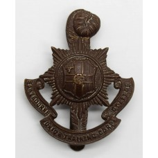 Eastbourne College Junior Training Corp Cap Badge