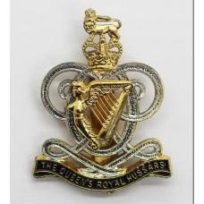 The Queen's Royal Hussars Cap Badge