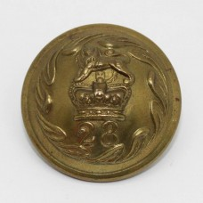 Victorian 28th (North Gloucestershire) Regiment of Foot Other Ranks Button (Large)