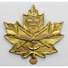 Canadian Forces Cadet Instructors Cadre Cap Badge