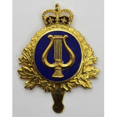 Canadian Forces Band Branch Cap Badge