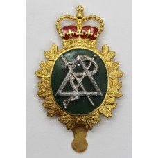 Canadian Forces Dental Branch Cap Badge