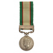 1936 India General Service Medal (Clasp - North West Frontier 1936-37) - Sepoy Swali Khin, 1/13th Frontier Force Rifles
