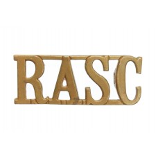 Royal Army Service Corps (R.A.S.C.) Shoulder Title