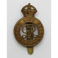 George V Second Life Guards Cap Badge