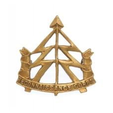 Reconnaissance Corps Collar Badge