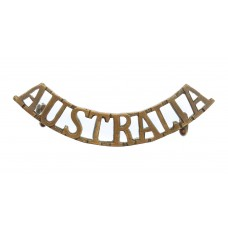 Australian Military Forces (AUSTRALIA) Shoulder Title
